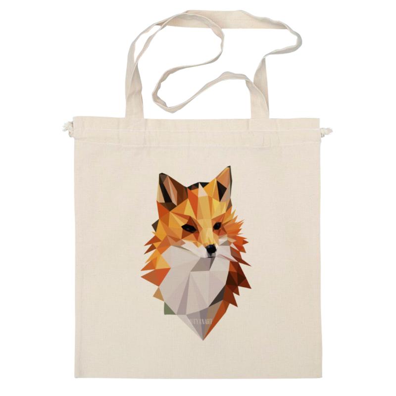 Сумка Printio Poly fox
