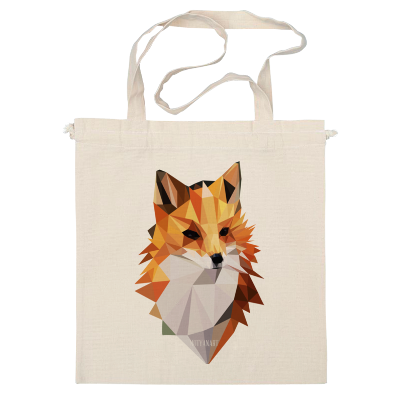 Сумка Printio Poly fox