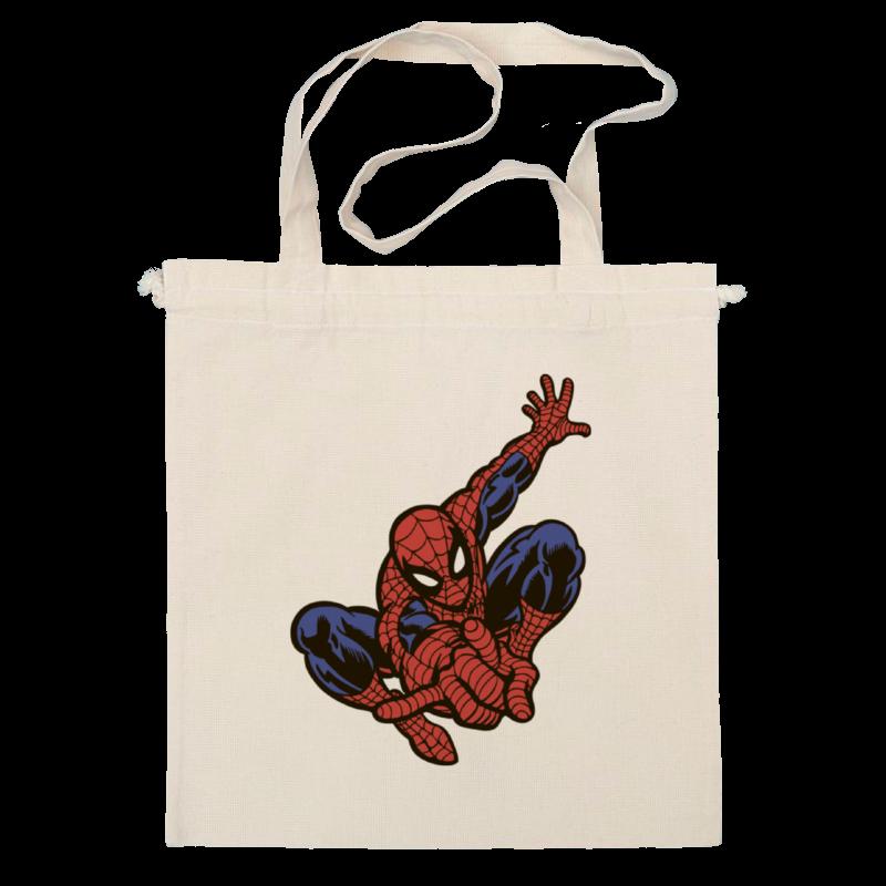 Сумка Printio Человек-паук (spider-man) spider man человек паук на боевой машине page 3