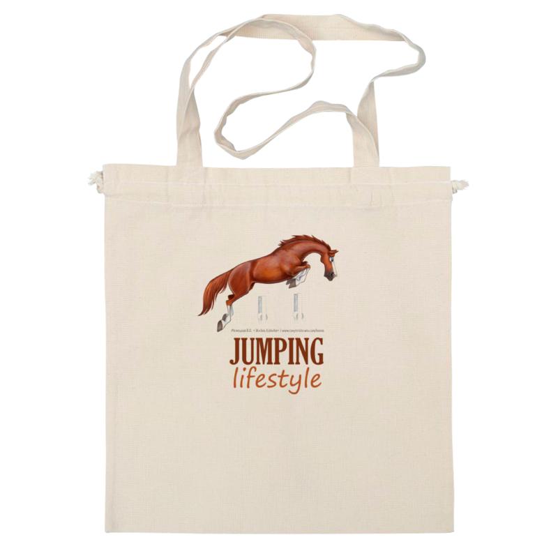 Сумка Printio Jumping lifestyle