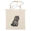 """Сумка """"Кот из фильма """"Пыль"""""""" - кот, котэ, концептуально, пыль, футболки из фильмов"""