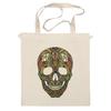 "Сумка ""Череп"" - skull, череп, узор, сова, паттерн, символ, дудл"