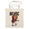 """Сумка """"AC/DC """" - heavy metal, hard rock, ac-dc, хэви метал, эйси диси"""
