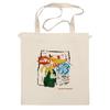 "Сумка ""Warhol - Basquiat"" - энди уорхол, andy warhol, basquiat, баския"