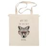 "Сумка ""Лиса в очках"" - очки, fox, лиса"
