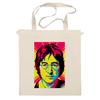 "Сумка ""Джон Леннон"" - джон леннон, рисунок поп арт"