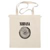"Сумка ""Nirvana "" - nirvana, рок, kurt cobain, курт кобейн, нирвана"