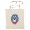 "Сумка ""Лев_Арт"" - царь, king, лев, король, lion, animal, leo, львы"