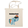"Сумка ""Rainbow Dash"" - mlp, my little pony, rainbow, dash, friendship is magic, dashie, coller"