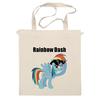 "Сумка ""Rainbow Dash"" - mlp, my little pony, rainbow, dash, friendship is magic, dashie, coller"