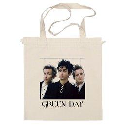 """Сумка """"Green Day"""" - музыка, рок, оригинально, сумка, выделись из толпы, green day"""