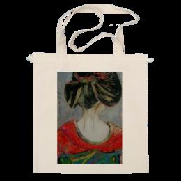 """Сумка """"Гейша"""" - арт, в подарок, japan, geisha"""