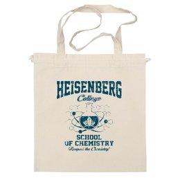 "Сумка ""Heisenberg college"" - во все тяжкие, химия, breaking bad, heisenberg, хайзенберг"