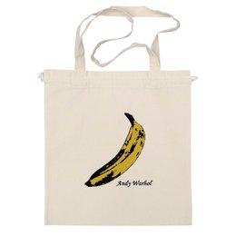"Сумка ""Andy banana"" - энди уорхол, поп-арт, банан"