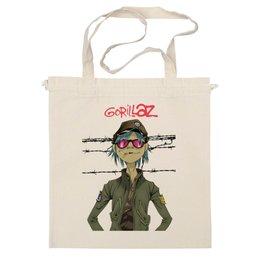 """Сумка """"Gorillaz"""" - gorillaz, 2d, funk, гориллаз"""