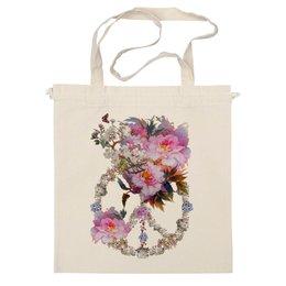 """Сумка """"Цветочная фантазия."""" - цветы, ретро, peace, flowers, пацифик"""