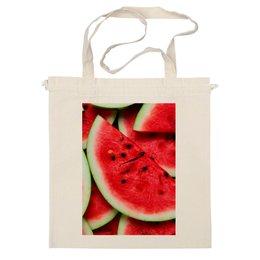 """Сумка """"Bag Photo Fresh Fruits 1"""" - арбуз, креативно"""