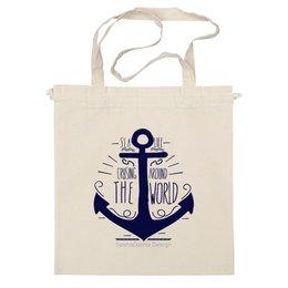 """Сумка """"Якорь"""" - лето, стиль, популярные, море, якорь, рисунок, хипстер, путешествие, anchor, яхта"""
