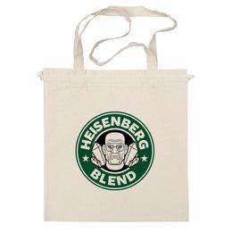 "Сумка ""Heisenberg Blend"" - сериал, кофе, во все тяжкие, breaking bad, starbucks"