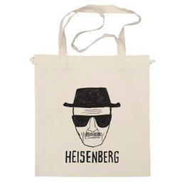 """Сумка """"Heisenberg (Breaking Bad)"""" - арт, во все тяжкие, walter white, уолтер уайт, heisenberg"""