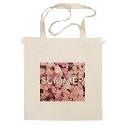 """Сумка """"Summer"""" - лето, клевер, summer, хипстер, indie"""
