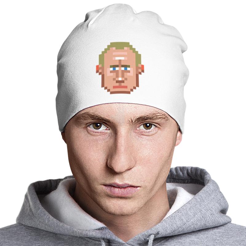 Фото - Шапка классическая унисекс Printio Путин шапка классическая унисекс printio mr putin президент россии в в путин