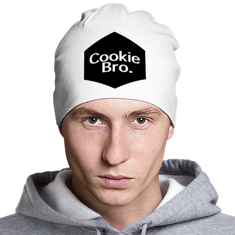 Шапка классическая унисекс Printio Cookie bro. аванта шапка avanta 990267 белый