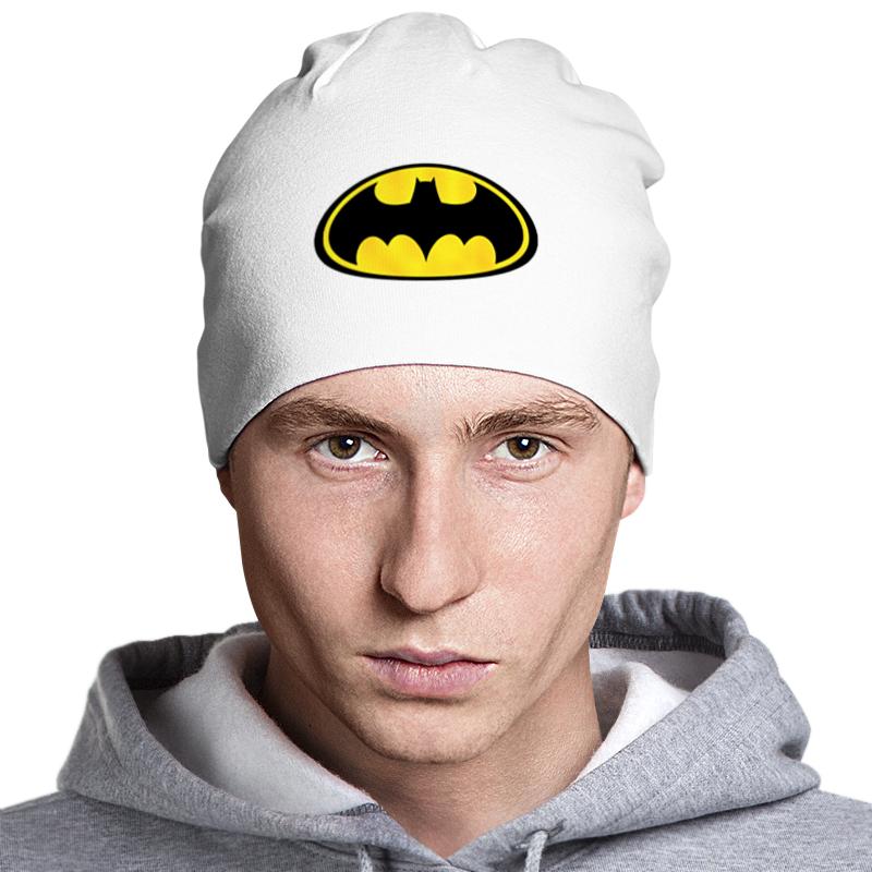 Шапка классическая унисекс Printio Batman