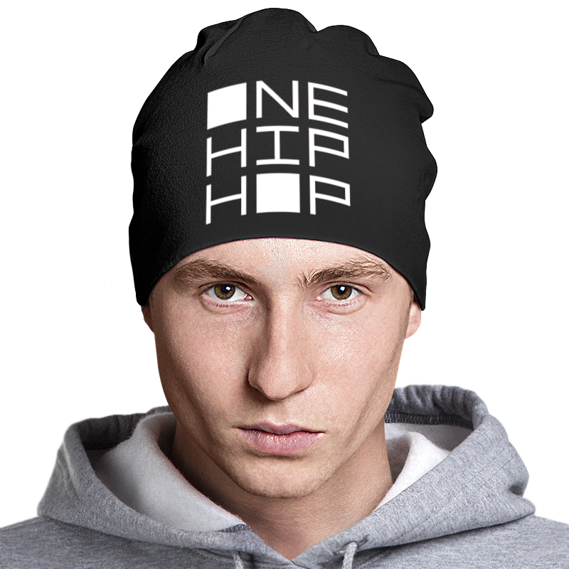 Шапка классическая унисекс Printio One hip hop fashionable hip hop style letter embellished baseball cap for men