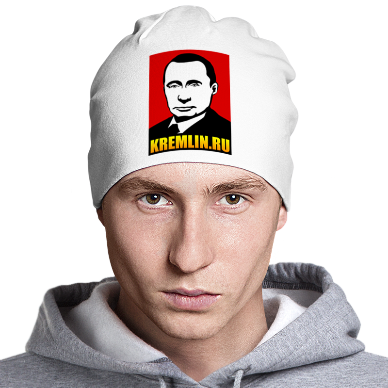 Шапка классическая унисекс Printio Путин барекс косметика для волос официальный сайт