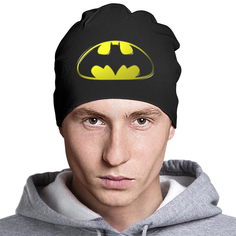 Шапка классическая унисекс Printio Бэтмен шапка классическая унисекс printio генератор радуги