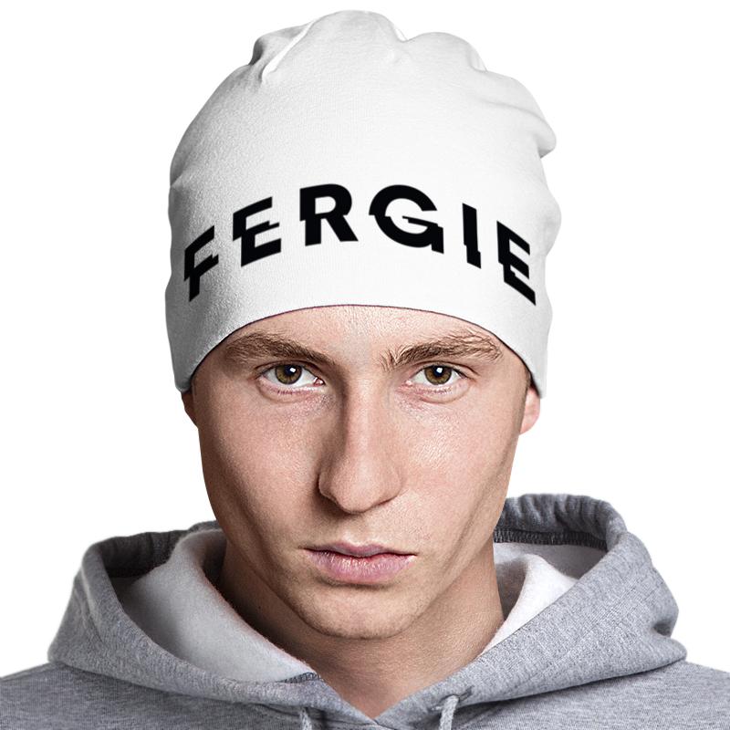 Шапка классическая унисекс Printio Fergie шапка классическая унисекс printio fergie