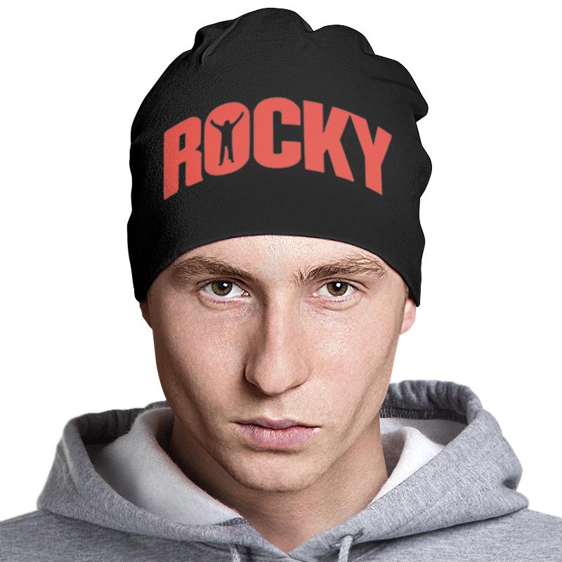 Шапка классическая унисекс Printio Rocky balboa шапка классическая унисекс printio isymfs