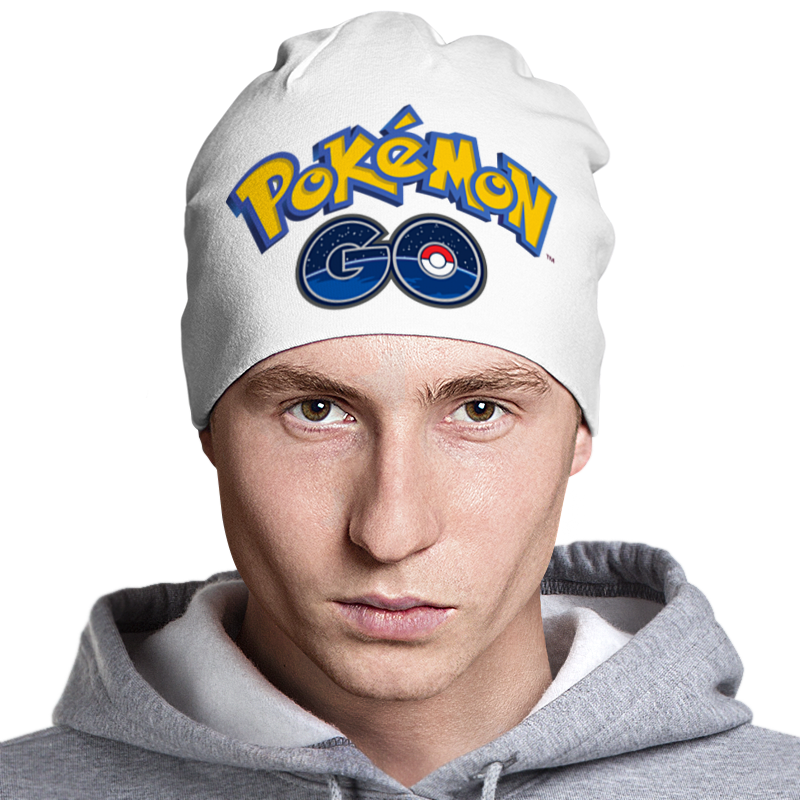 Шапка классическая унисекс Printio Pokemon go аванта шапка avanta 990267 белый