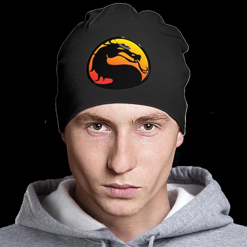 Шапка классическая унисекс Printio Mortal kombat шапки mialt шапка