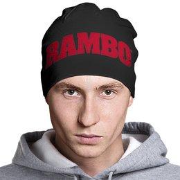 "Шапка ""Rambo"" - rocky, сильвестр сталлоне, rambo, sylvester stallone, рокки бальбоа"