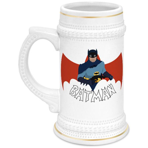 Printio Бэтмен (batman) printio бэтмен batman