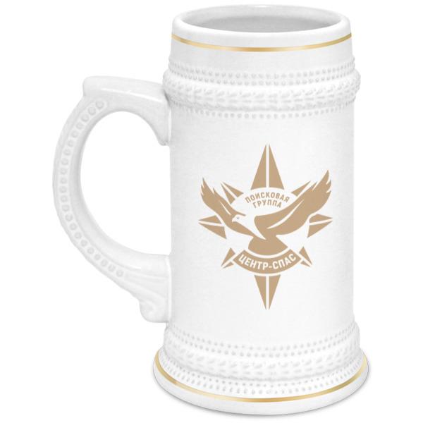 Кружка пивная Printio Sokolov beer mug кружка mug 7 mug 7