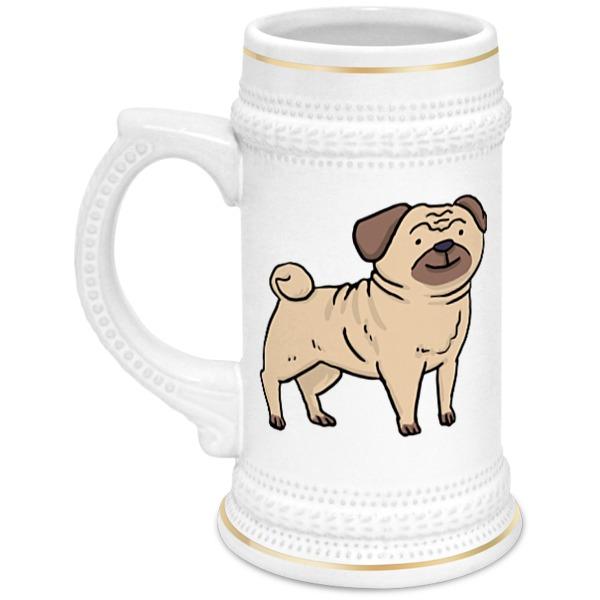 Printio Собака кружка пивная printio собака
