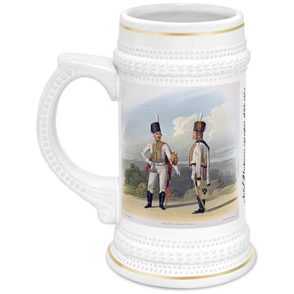 Кружка пивная Printio Лейб-гусары 1801-1809 kuppersbusch w 1809 0