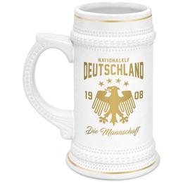 """Кружка пивная """" Сборная Германии"""" - команда германии, сборная германии, футбол, германия, сборная германии по футболу"""