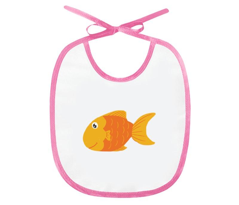 Слюнявчик Printio Золотая рыбка