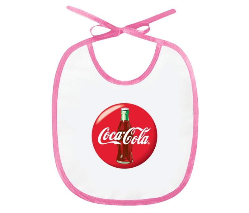 Слюнявчик Printio Coca-cola marc houle cola party