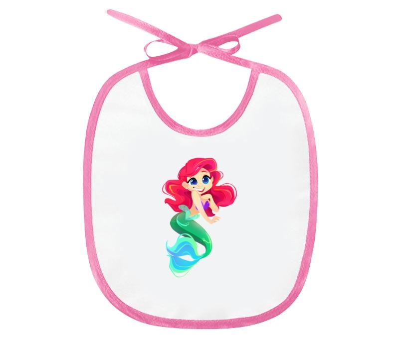 Слюнявчик Printio Русалка / mermaid слюнявчик printio русалка mermaid