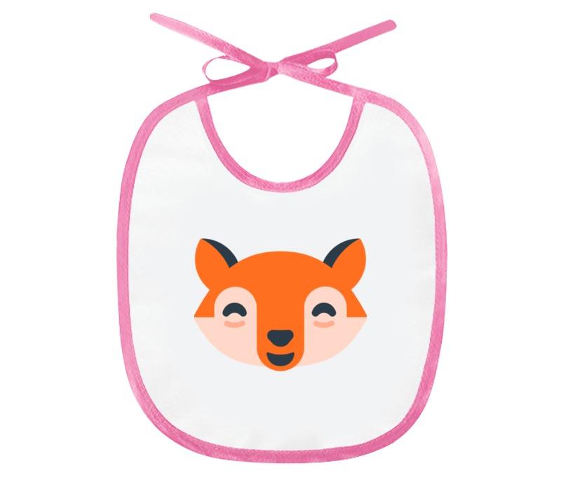 Слюнявчик Printio Foxy fox