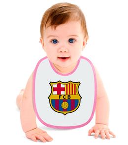 """Слюнявчик """"ФК Барселона"""" - barcelona, барселона, неймар, neymar"""