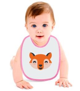 """Слюнявчик """"FOXY FOX"""" - fox, лиса"""