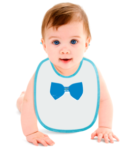 "Слюнявчик ""Olympic gentleman"" - для детей, olympic games, sochi 2014, сочи 2014, olympic baby, олимпийские игры, олимпийский ребенок, for babies"