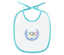 "Слюнявчик ""Sochi 2014 "" - sochi 2014, olympics, олимпийские игры"