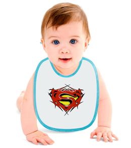"""Слюнявчик """"Superboy"""" - комиксы, superman, кино, superboy, super boy"""